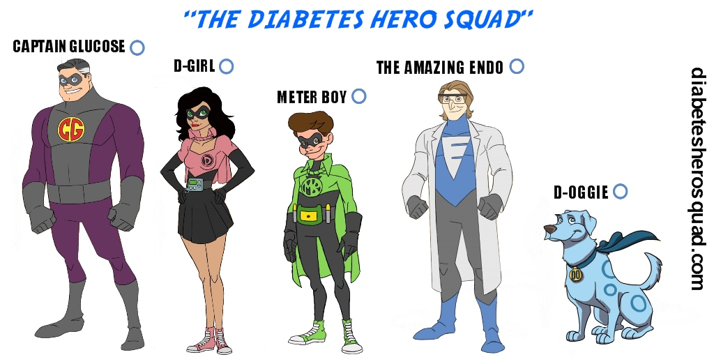 Diabetes Hero Squad picture